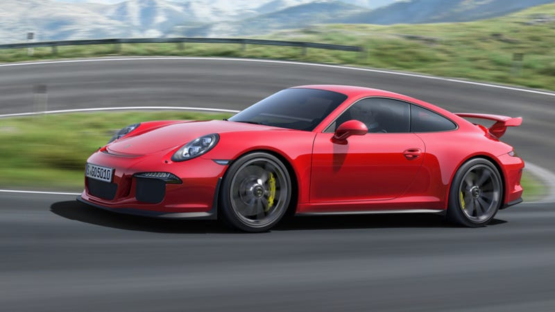 Porsche Tells Whiners To 'Shut Up And Drive'