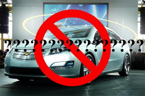 Rumor: GM To NOT Put Chevy Volt Program On Hold, Cut Engineering Staff Tomorrow