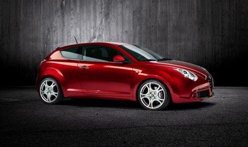 Alfa Romeo Mi.To: A Furiosa Mini-Fighter From Italy