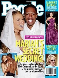 Mariah Carey Wedding Pictures: $2 Million