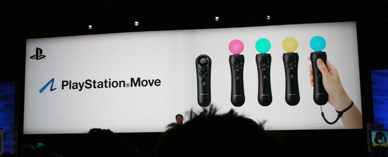 Sony Motion Controller is Called PlayStation Move, Launches Fall 2010 (Hands On!)