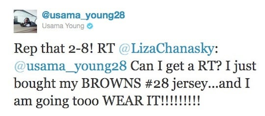 Trolling NFL Players On Twitter: A Gallery