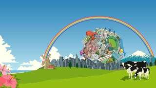 Katamari is My Antidepressant
