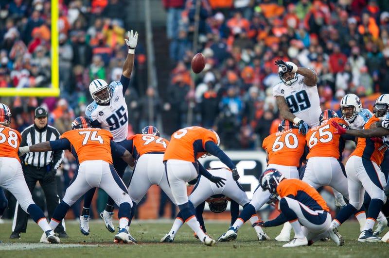 How Matt Prater's Record-Setting 64-Yard Field Goal Happened