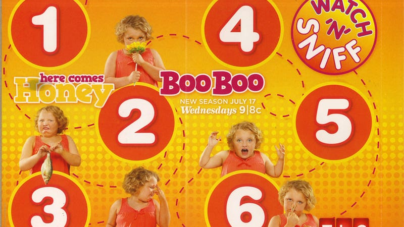 'Honey Boo Boo' Watch 'N' Sniff Cards: We Try and Guess the Stink