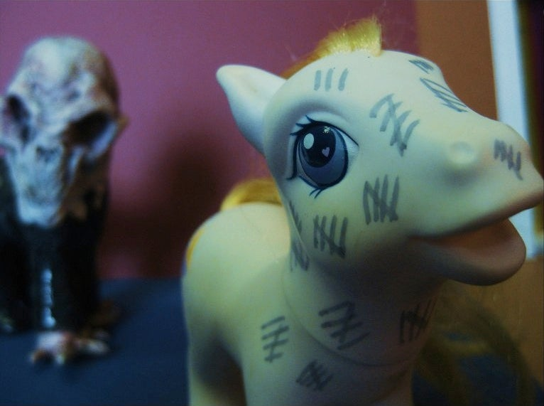 Doctor Who Ponies are four-legged terrors
