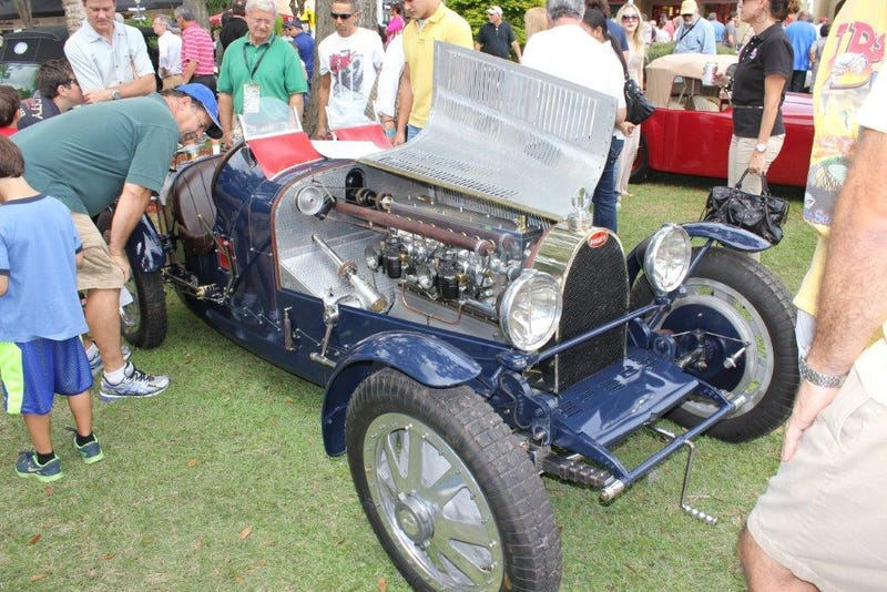 The Winter Park Concours D'Elegance Doesn't Suck.