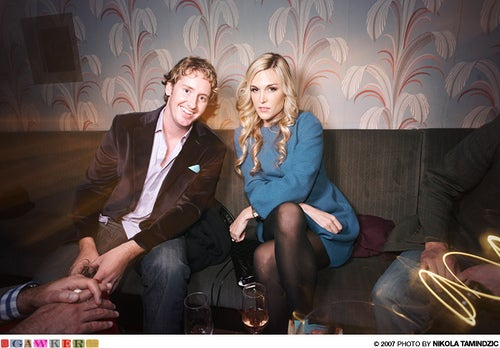 Tinsley Mortimer Dispenses Excellent Advice On Love