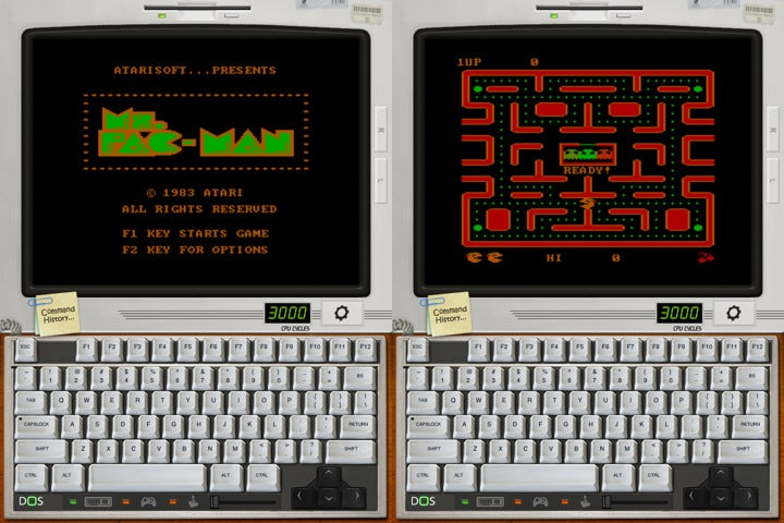 Apple-Approved DOS Emulator for iPad Is as Good and Bad as the Original