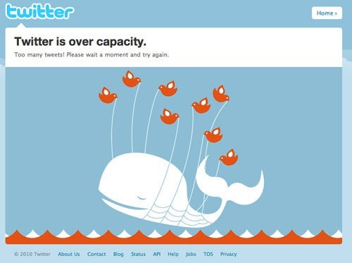 Why is Twitter Down, Again?