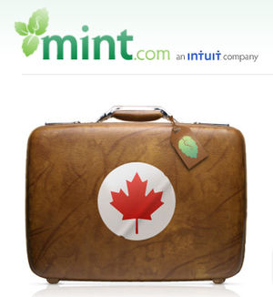 Personal Finance Site Mint.com Now Available in Canada