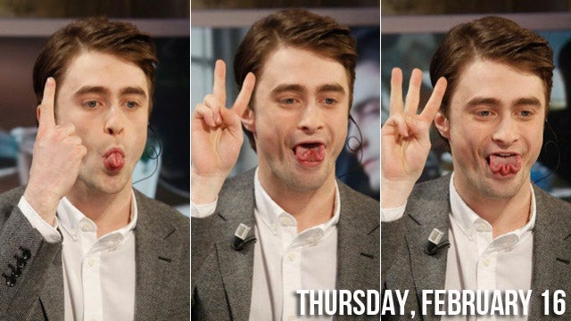 Daniel Radcliffe's Touching Love Letter to Your Vagina