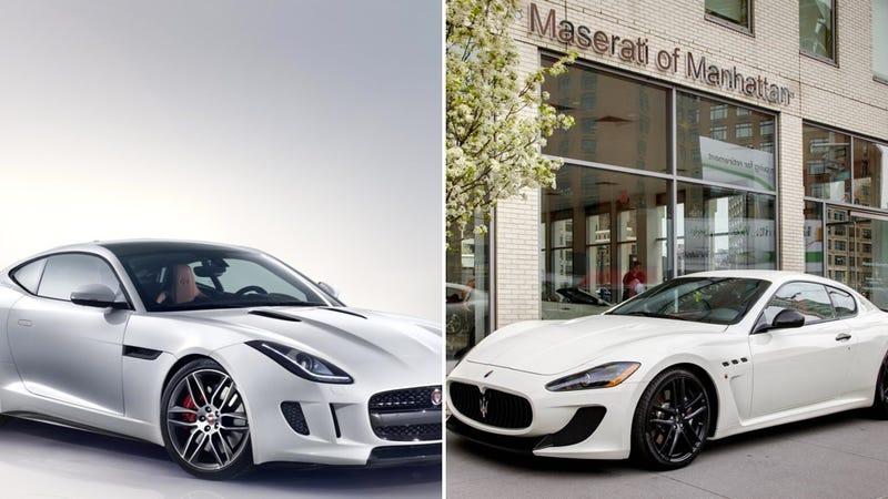 Is Maserati Making An F-Type?