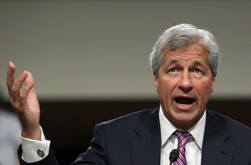 Of Course Jamie Dimon Got a Raise