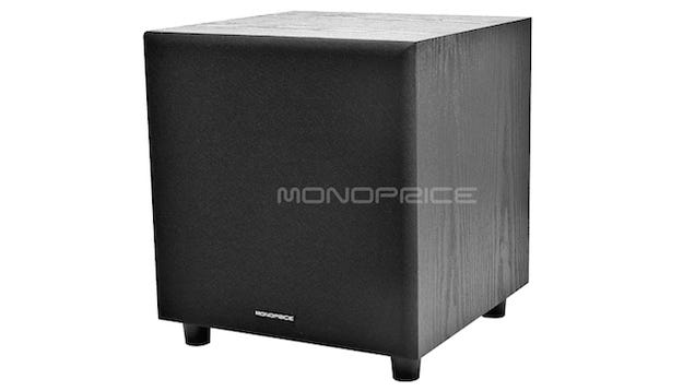 Monoprice Makes a  Subwoofer that Might Actually Be Worth a Damn