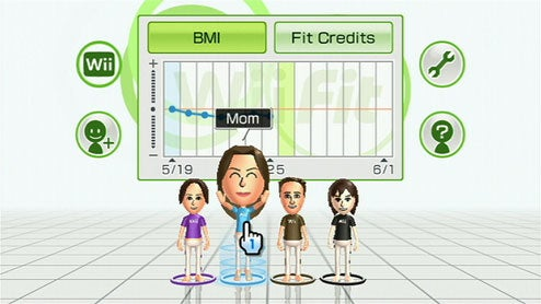 Science Doing Some Science On Wii Fit