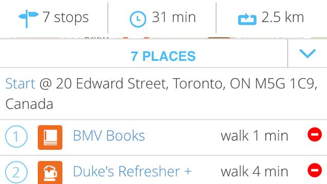 WunderWalk Creates Walking Tours To Take In Your Neighborhood
