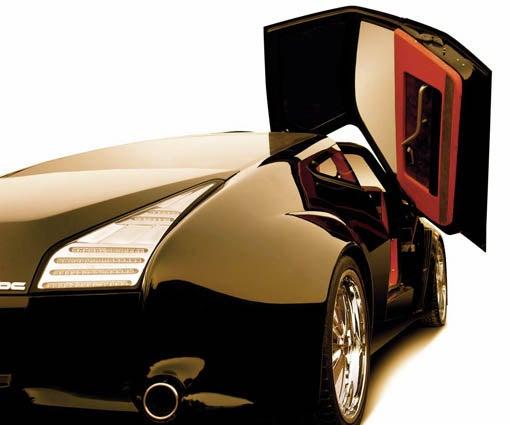Rocka' Roller: DC Design's Rolls-Royce Coupe