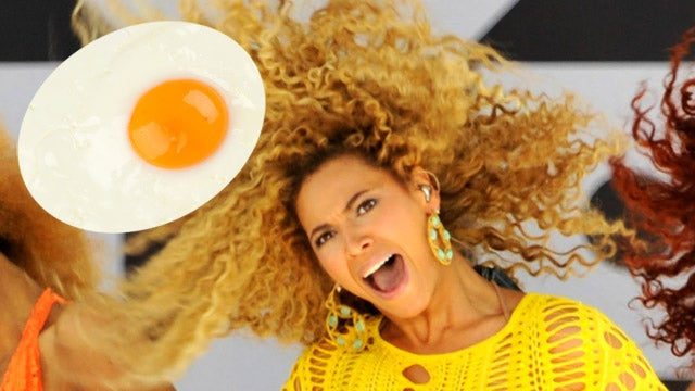 Egg-Pelting Hooligan Attacks Beyonce's Trailer Park Video Set