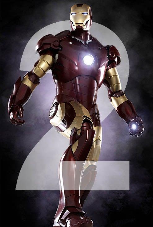 Marvel Already Dates Iron Man 2