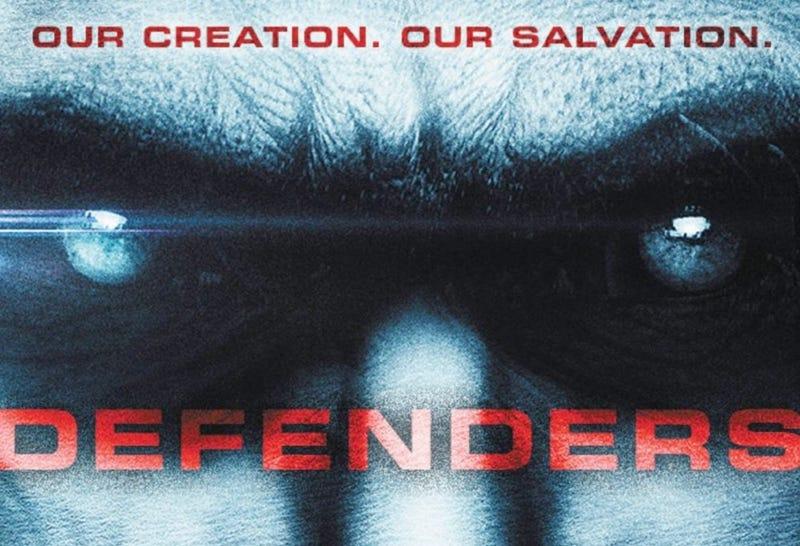 Read an excerpt from psychic war veteran novel Defenders