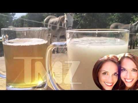 Fear factor donkey semen drinker before nbc shut her up it has a