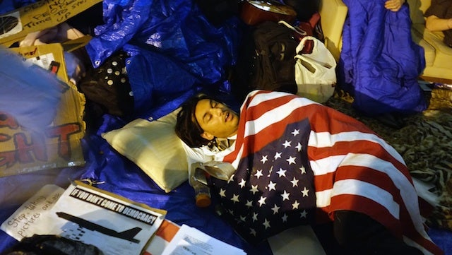 Occupy Wall Street Faces Eviction Friday Morning