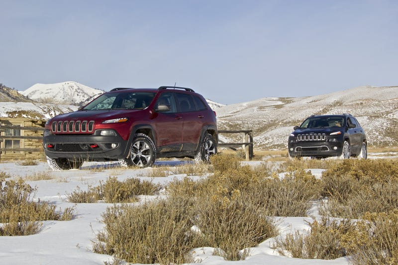 2014 Jeep Cherokee Review - Building Bridges