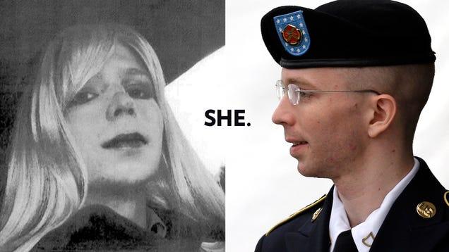 Chelsea Manning Is Finally Chelsea Manning