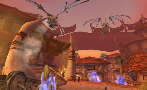 WoW Prepares For Lich King With In-Game Siege