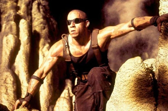 Man and Superman: The Riddick DVD Collection