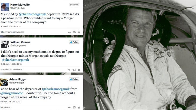 Ousted Exec Uses Retweets To Passive-Aggressively Slam Old Bosses