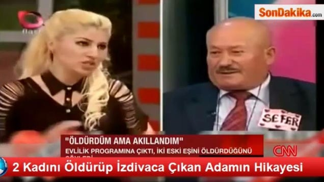 Turkish Man Admits To Murders On Hookup Show