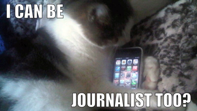 Kitties, Komen and The New Editor of Mainstream News
