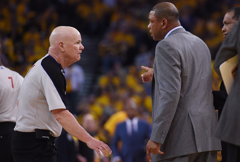 Study: Napoleon Complex Is Real; Shorter NBA Refs Call More Fouls