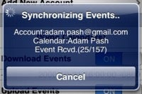 NemusSync Synchronizes Your iPhone and Google Calendar