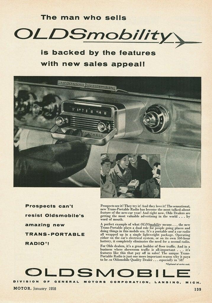 How One Bureaucrat Almost Succeeded in Banning Car Radios
