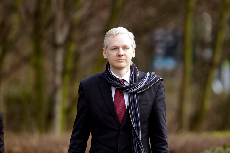 Assange to be Extradited to Sweden