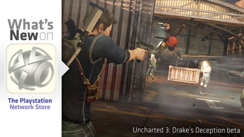 PlayStation Store Update: Drake, Duke & Delayed Demos