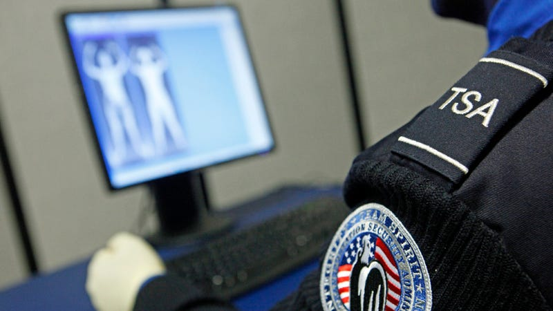 Congress Cracks Down on Naked TSA Photo Leaks
