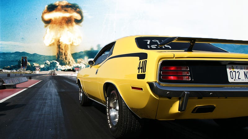 Ten Awesome Drives Before The World Ends