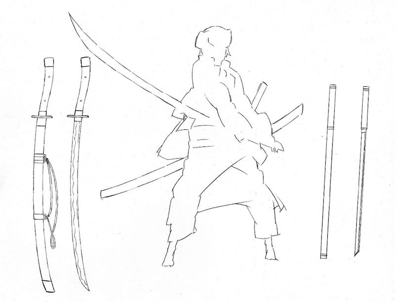 Meet China's Newest Animated Hero... And His Very, Very Long Sword
