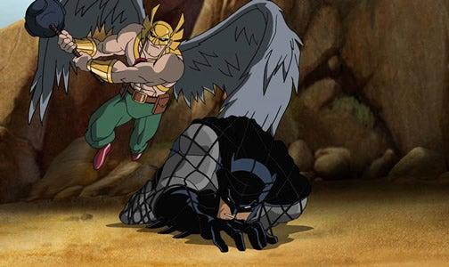 Superman/Batman Go Outside The Law - And Common Sense
