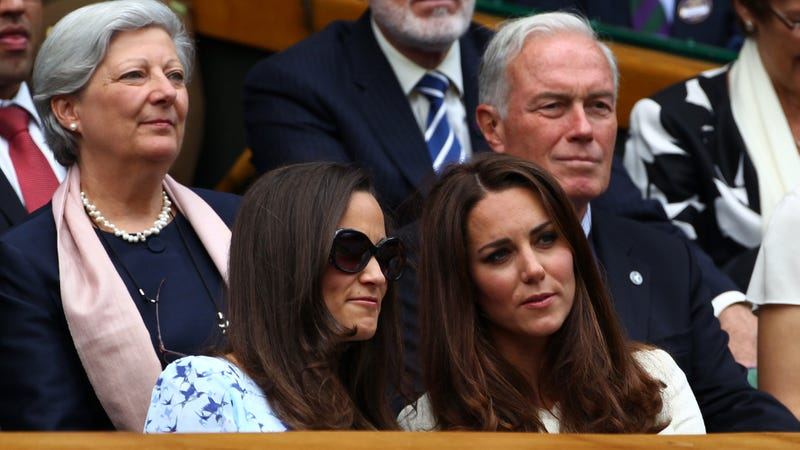Pippa Middleton Loves Day Drinking, Hates Watching Women's Tennis
