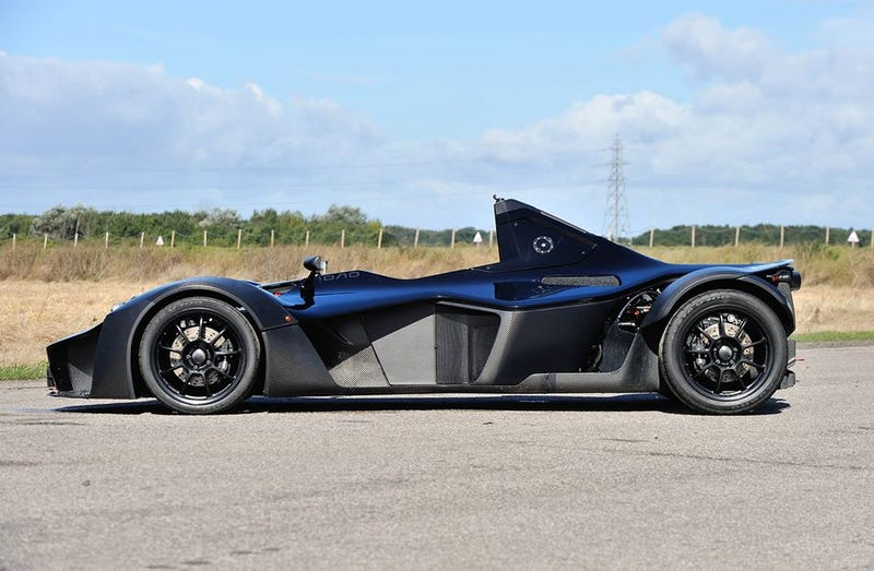 This is the best angle of the Bac Mono