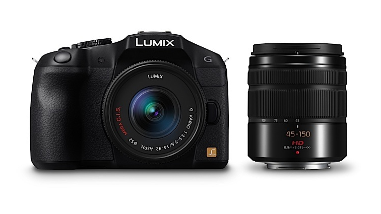 Panasonic Lumix G6 : A Micro Four Thirds for Video Junkies