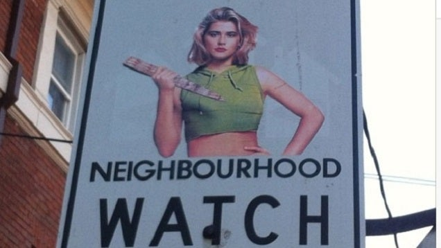 Back Off Criminals, Toronto's Neighborhood Watch Is Intense