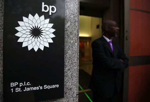 BP Has a Friend In Goldman Sachs