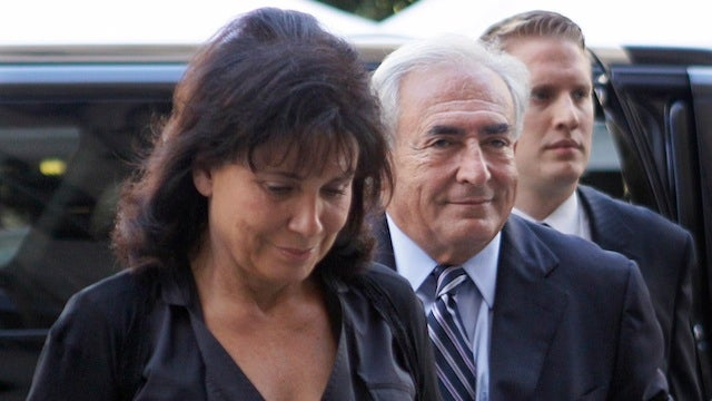 Strauss-Kahn Charges Dismissed, Confusion Ensues