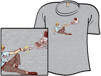 10 Of Your Nerdiest T-Shirts